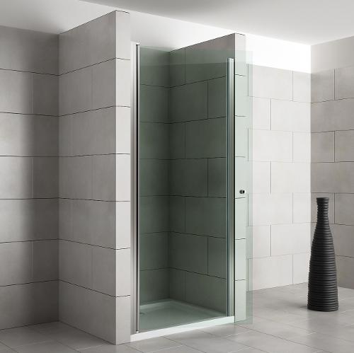 Dusche Pendelt?r Glas : Dusche Nischent?r Duscht?r Nische Glas Duschkabine Duschwand 8mm ESG