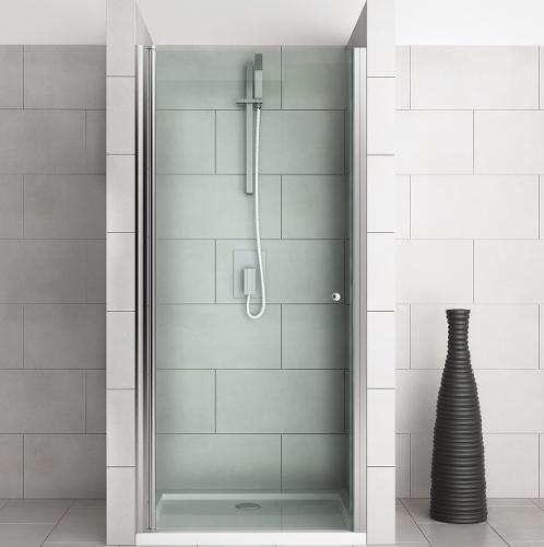 dusche pendeltur nische raum und m beldesign inspiration. Black Bedroom Furniture Sets. Home Design Ideas