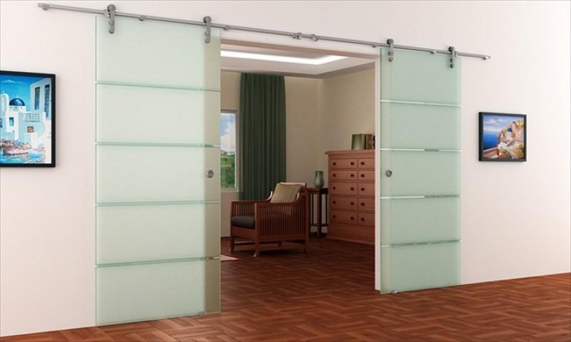 glasschiebet en innenbereich edelstahl laufschienen edelstahl. Black Bedroom Furniture Sets. Home Design Ideas